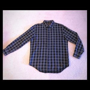 Perry Ellis Button Down Large